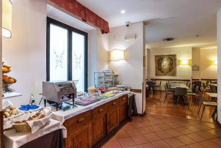 Hotel Machiavelli Palace | Florence | Breakfast room