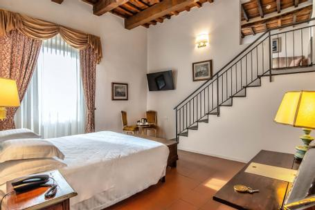 Hotel Machiavelli Palace | Florence | Junior suite