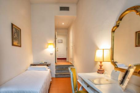 Hotel Machiavelli Palace | Florence | Single standard