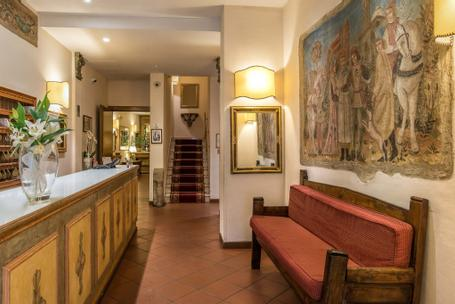 Hotel Machiavelli Palace | Florence | RECEPTION OPEN 24H